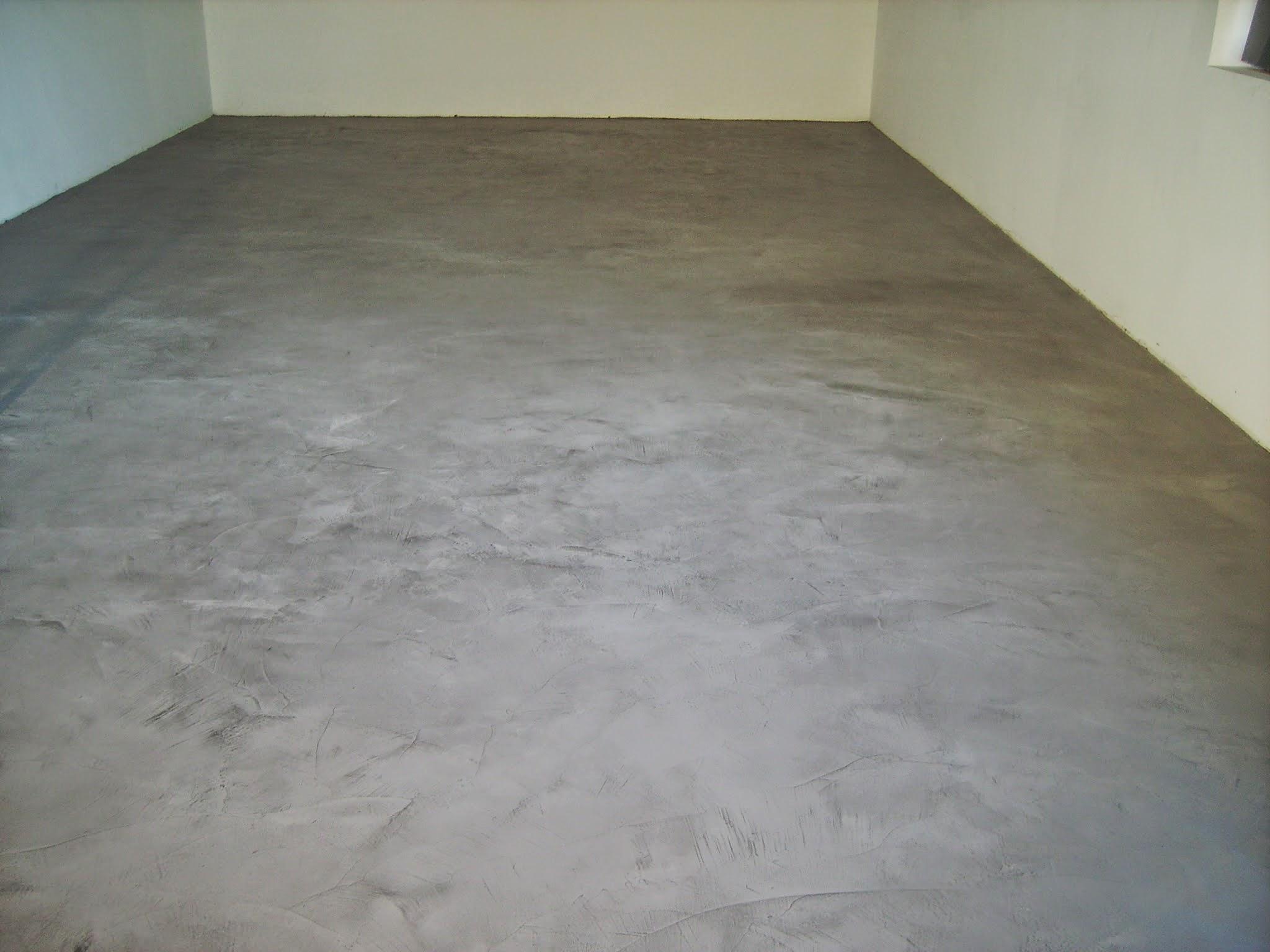 Woonkamer vloer  Leef-Beton