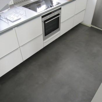 vloer leef beton. Black Bedroom Furniture Sets. Home Design Ideas