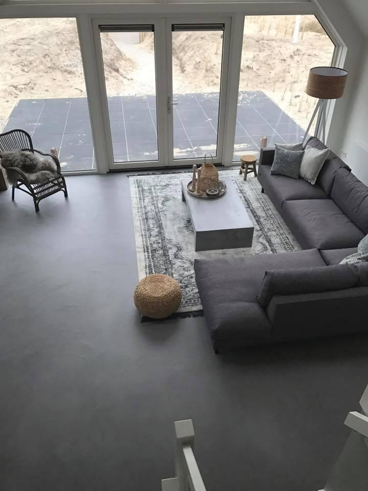 ook voor een mooie betonlook wand is leef beton de perfecte keuze hieronder een aantal voorbeelden van geslaagde leef beton woonkamer projecten